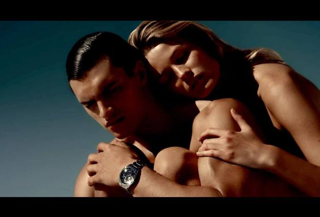 Edita Vilkeviciute Calvin Klein Watches + Jewellery Spring 2014
