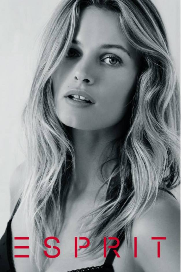 Edita Vilkeviciute Esprit New Faces