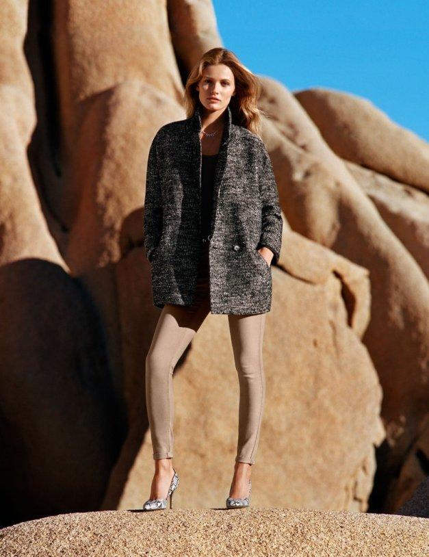 Edita Vilkeviciute H&M Spring Looks 2014